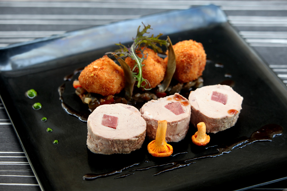 carte cuisine traditionnelle resto rennes