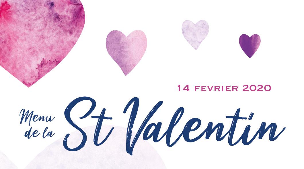 Menu Saint Valentin à Rennes - BaronRouge